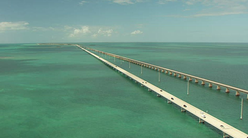 Discover the Florida Keys: view of the overseas Highway – ph. Getty Images