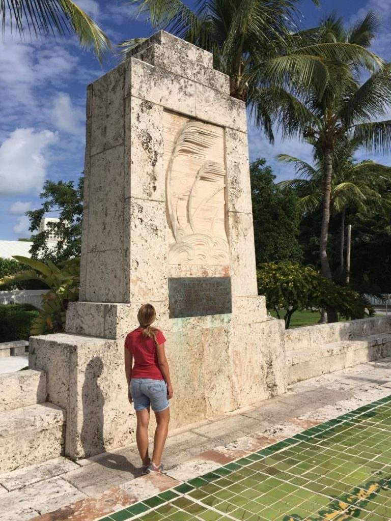 Discover the Florida Keys: the Hurricane Memorial