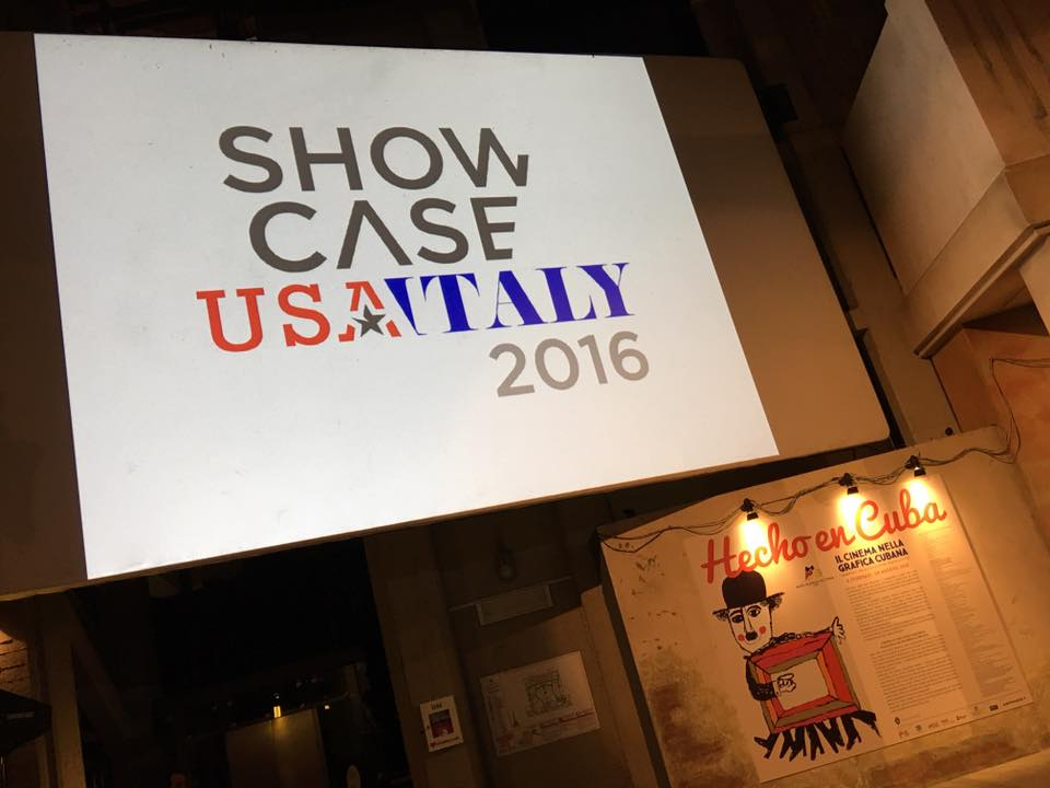 Showcase USA Italy 2016