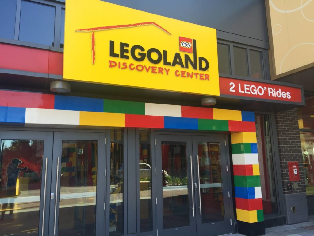 What to see in Boston: Legoland Discovery Center, Assembly Row