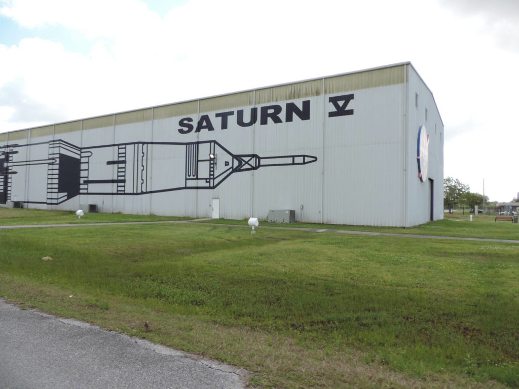 L'Hangar di Saturno V
