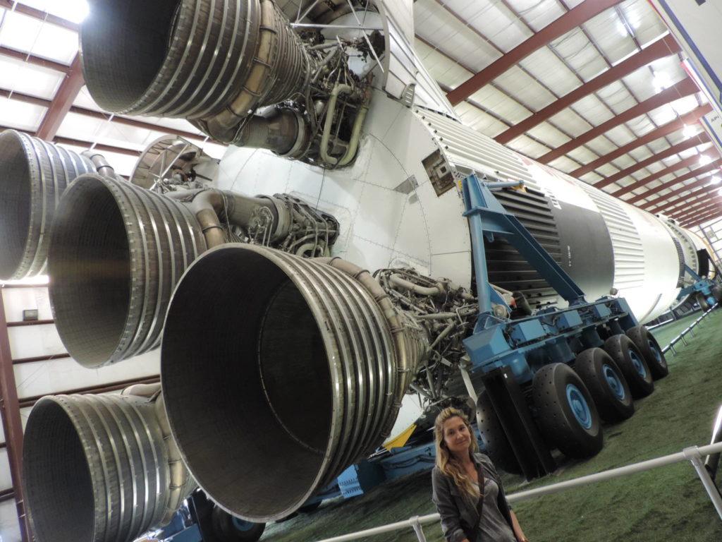 Saturno V, particolari