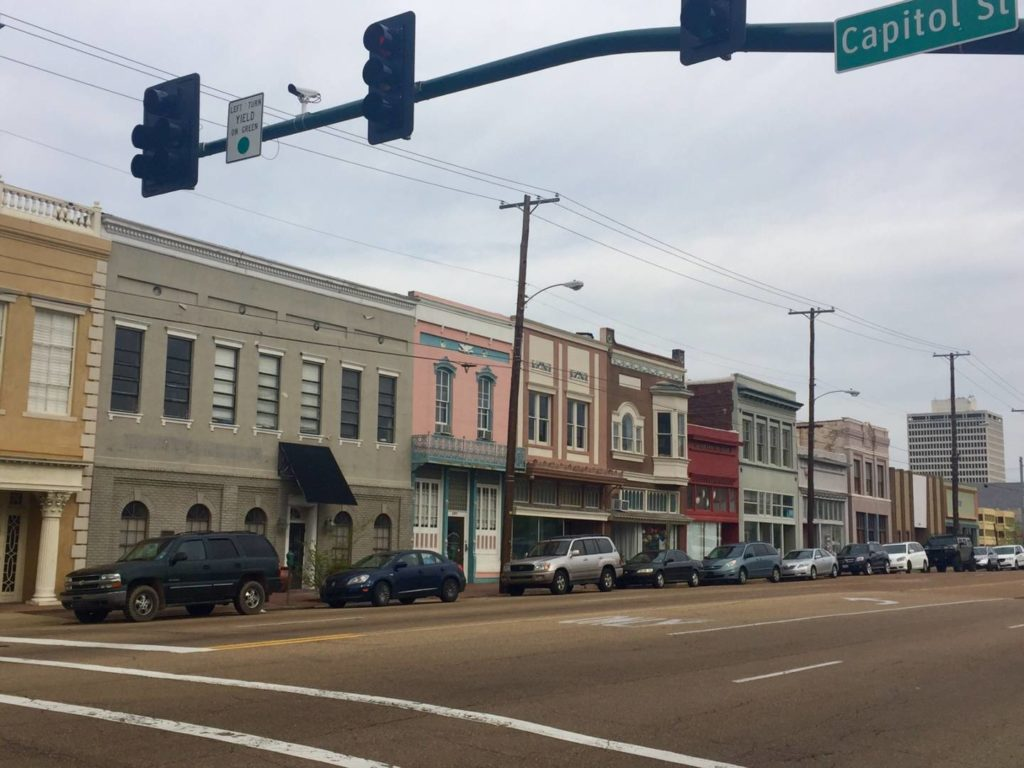 Jackson downtown, State Street