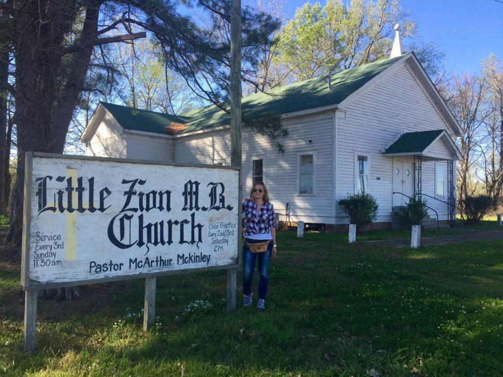 The Little Zion Church