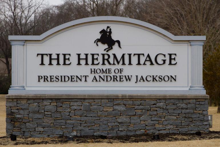 Scoprire Nashville: The Hermitage, l'ingresso