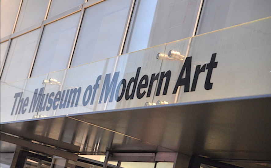 Museums in New York: the MoMA
