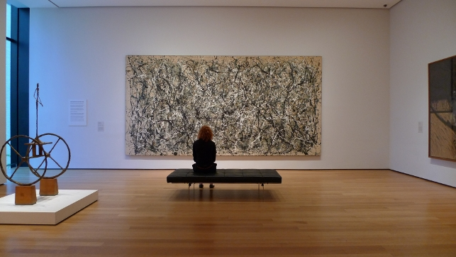 Museums in New York: the MoMA [Credits moma.org]