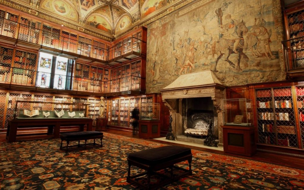 Museums in New York: Morgan Library & Museum