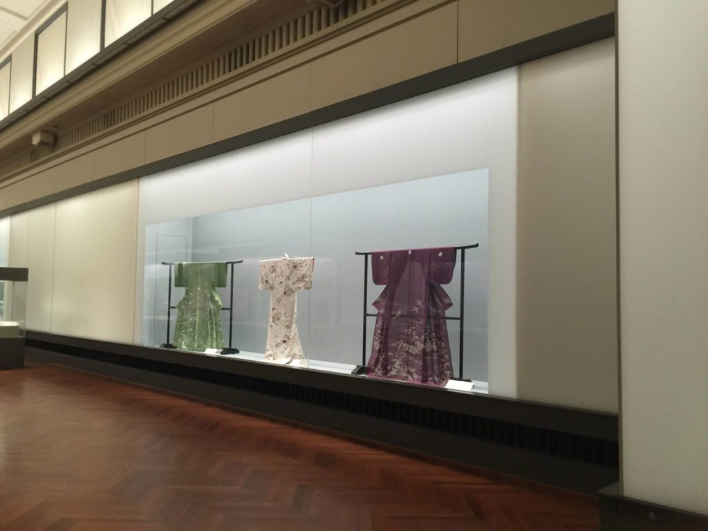 Museo Nazionale di Tokyo, la preziosa collezione di Kymono storici