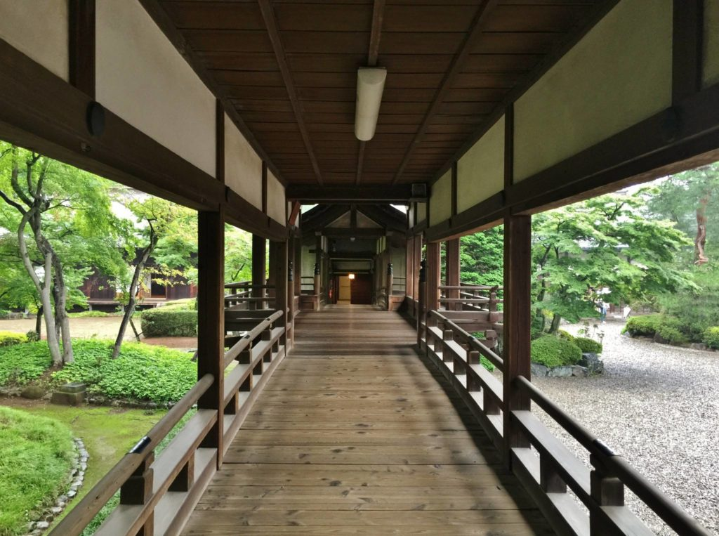 Kita-in Temple, scorci