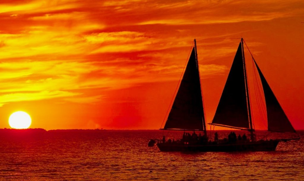Things to do in Key West: Mallory Square Sunset Celebration
