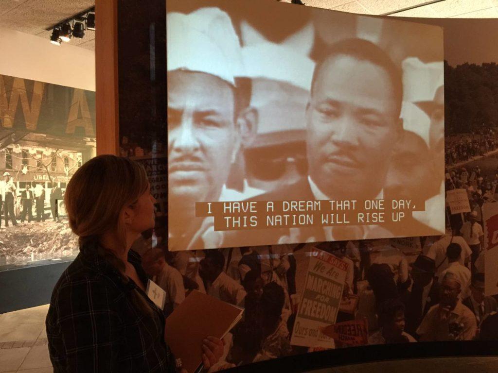 On the road nel Sud USA: Birmingham Civil Rights Institute, Alabama