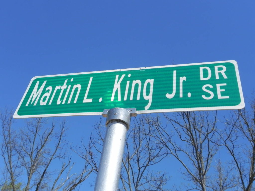 Verso Sweet Auburn, il quartiere di Martin Luther King