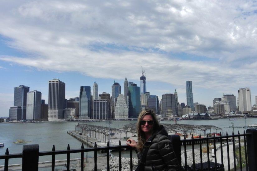 La promenade lungo l'East River