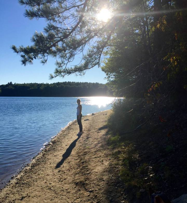 Walden Pond, Concord