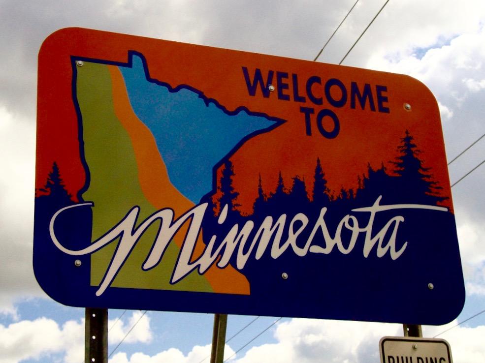 Viaggio in Minnesota
