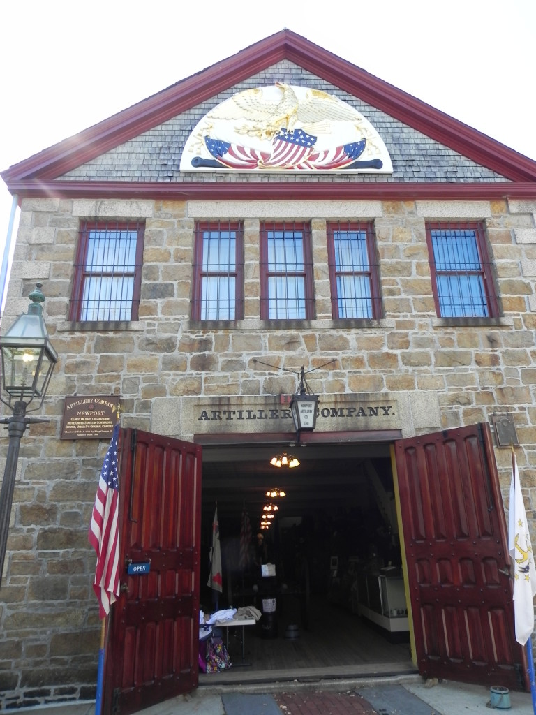 The Newport Artillery Company