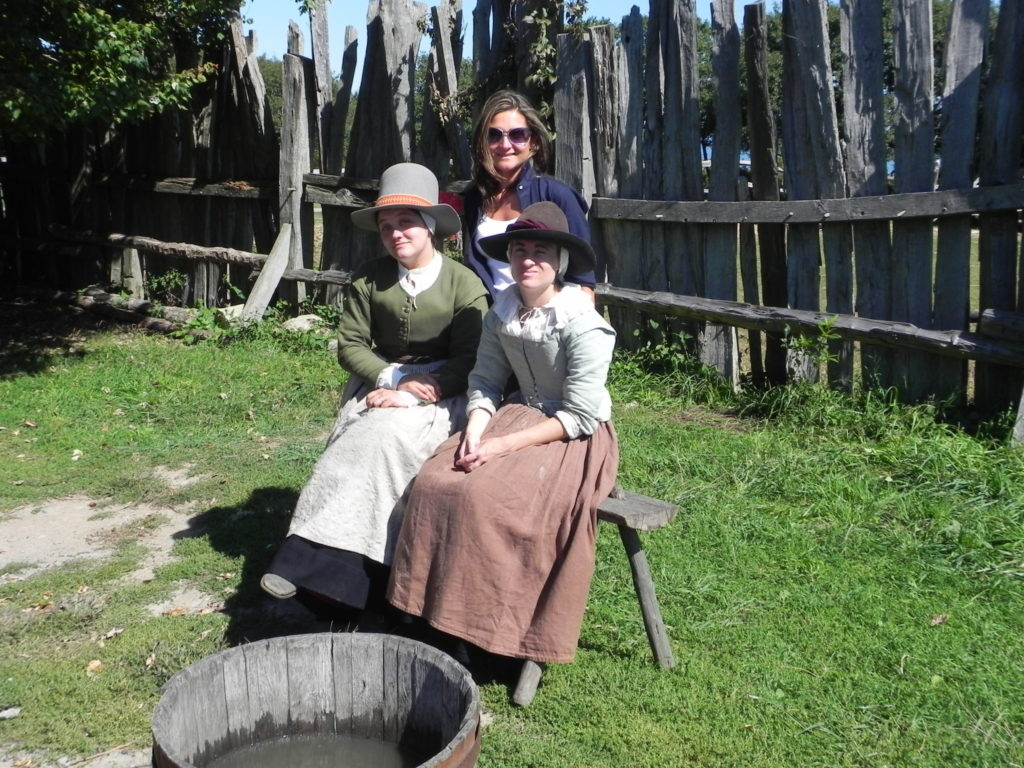 Incontri in Plymouth Plantation