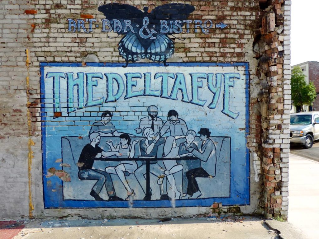 "Journey to Mississippi Delta, the ""colors"" of Clarksdale"