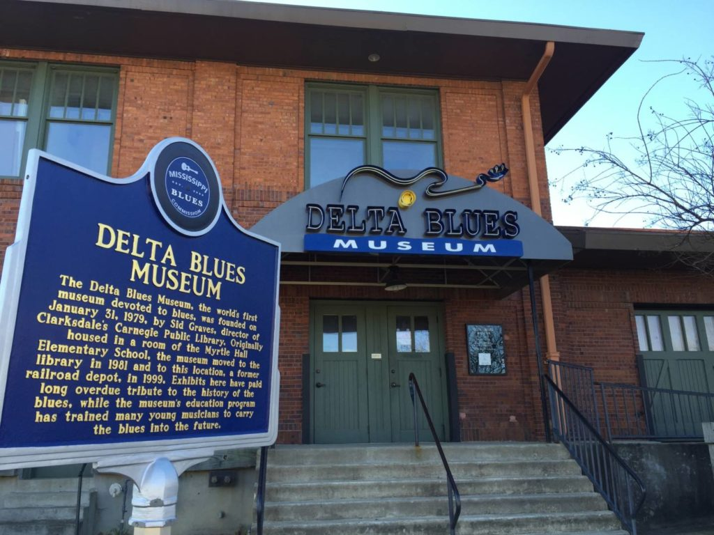 Journey to Mississippi Delta, Delta Blues Museum