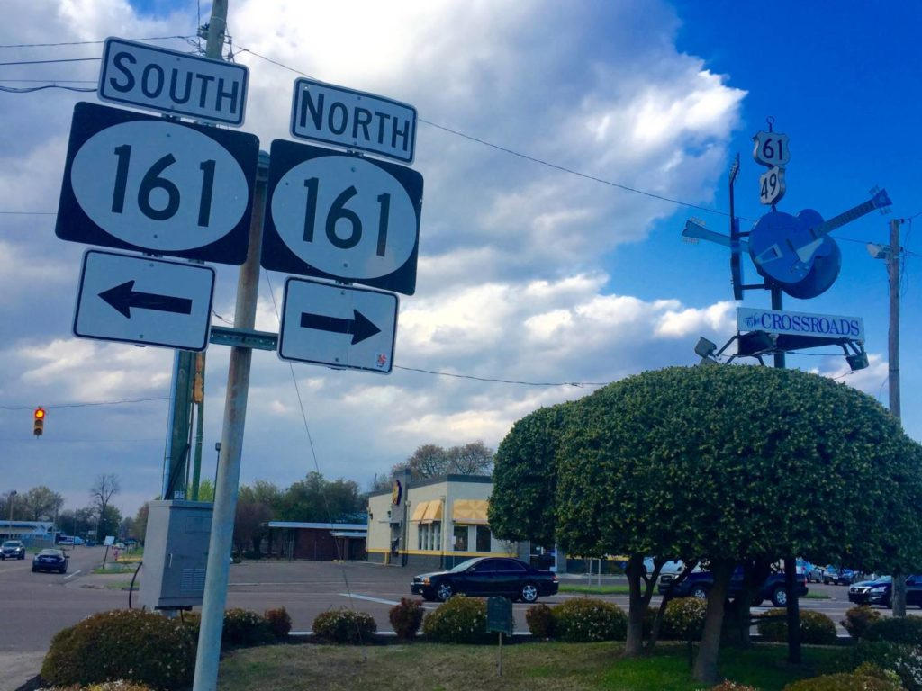Journey to Mississippi Delta, The Crossroads