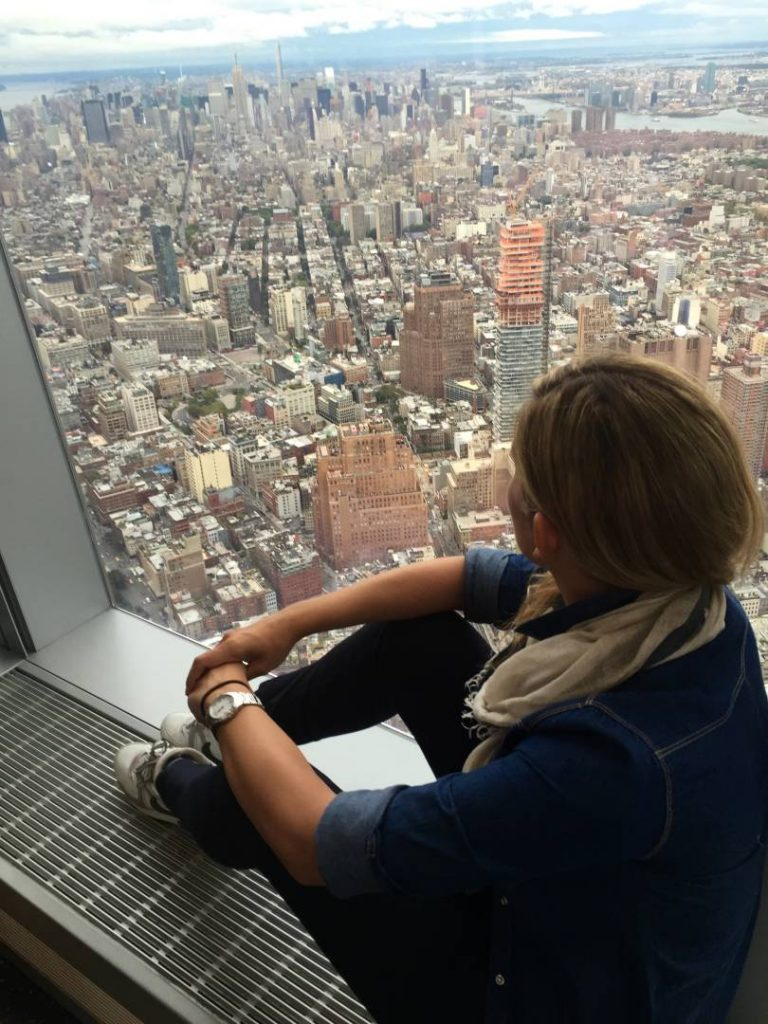 What to see in New York: View of Midtown, reflections and emotions