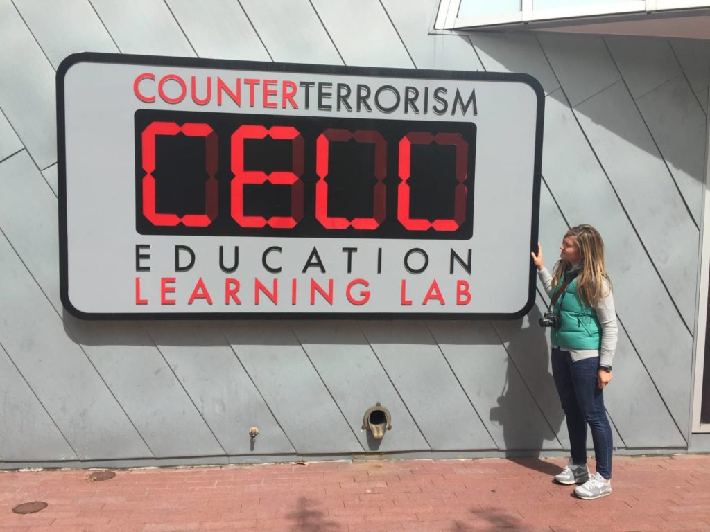 Discover Denver: The Cell, the museum dedicated to Terrorism