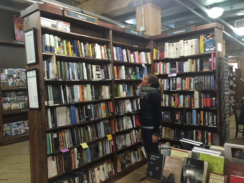 Discover Denver: in the Tattered Cover Book Store