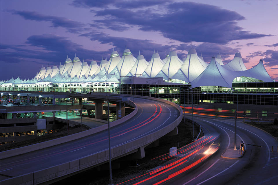 Denver International Airport. [Credits denver.org]