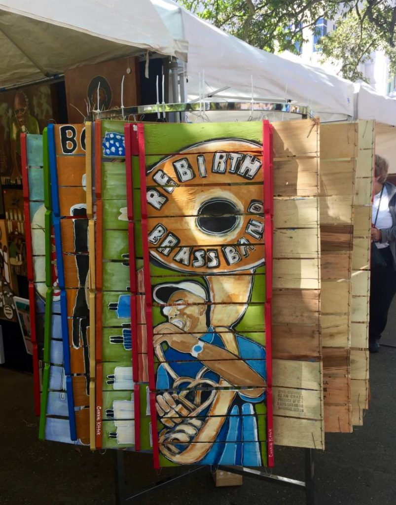 Visit Baton Rouge: laissez les bons temps roulez. One of the many festivals in downtown, details