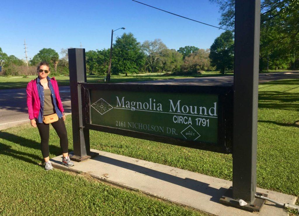Visit Baton Rouge: Magnolia Moud Plantation