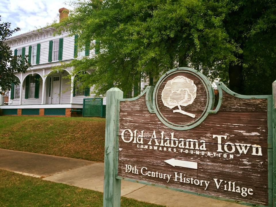 Visitare Montgomery: Alabama Old Town