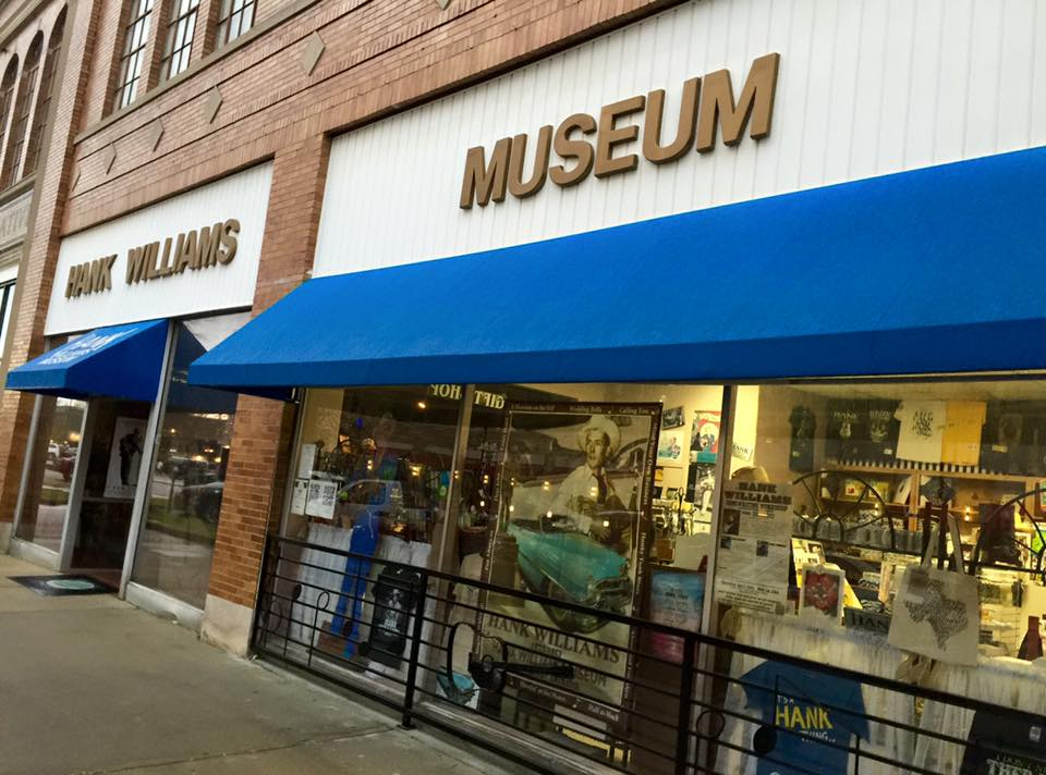Visitare Montgomery: Hank Williams Museum