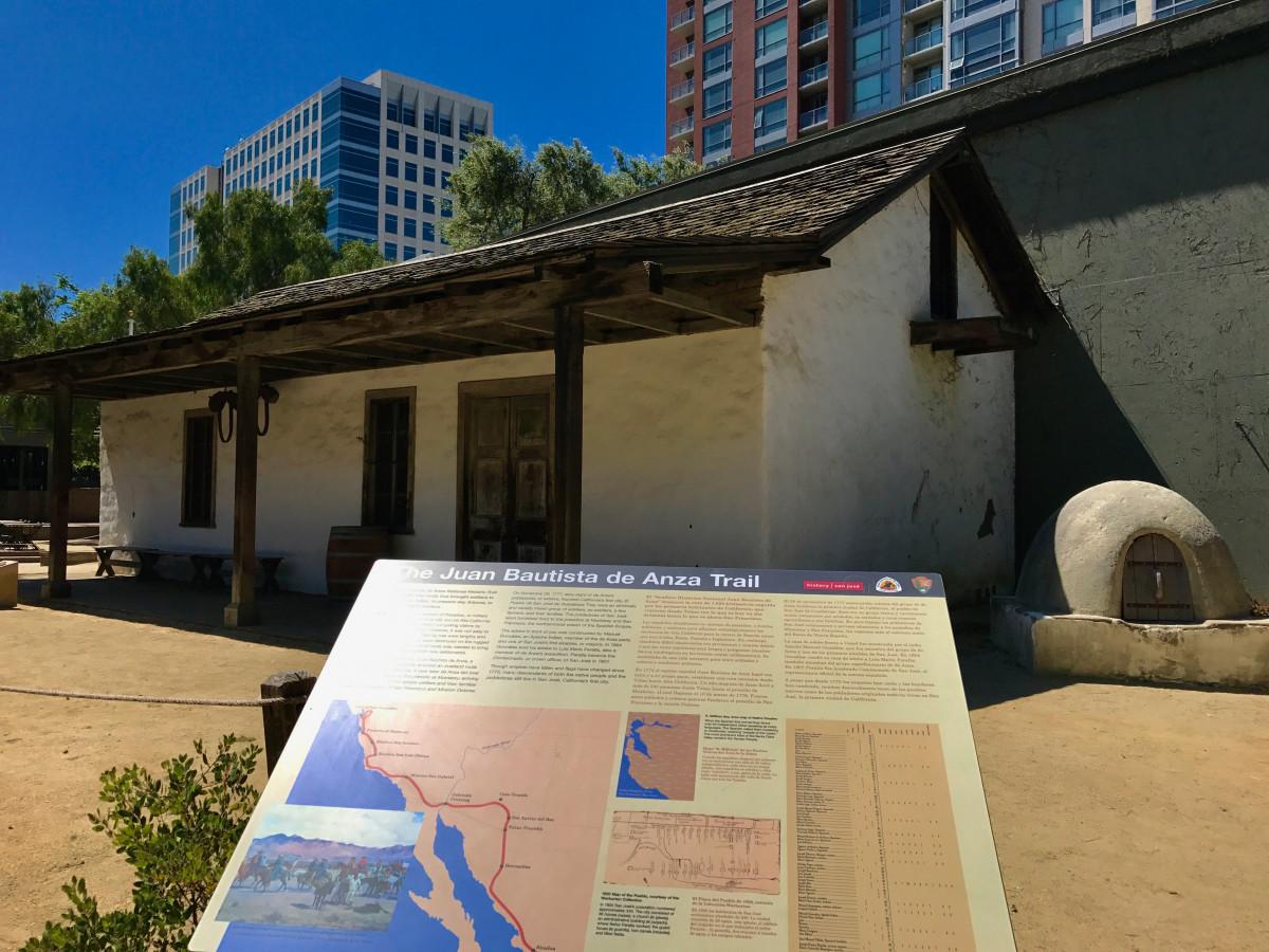 Visitare san jose california viaggio nella capitale for Case in stile adobe