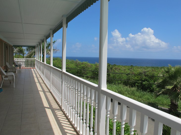 Visitare St. Croix: The Arawak Bay, The Inn at Salt River