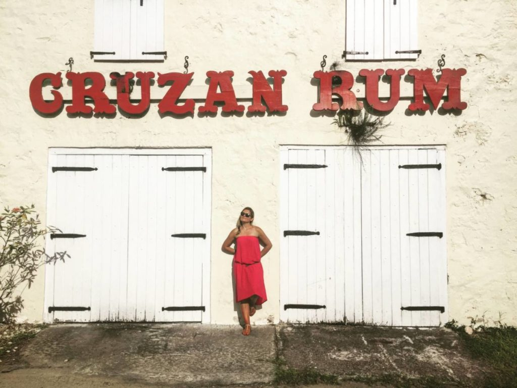 Visitare le US Virgin Islands: Cruzan Rum distillery