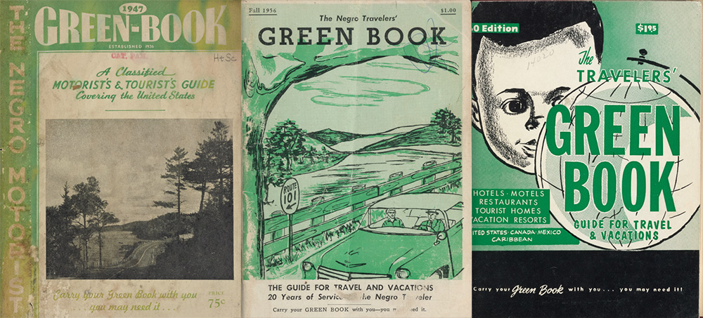 Visit the locations of the Green Book movie in the USA