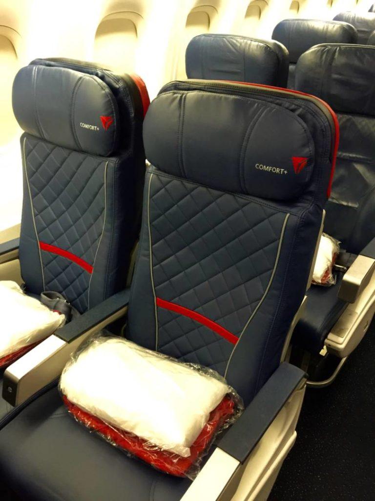 Comfort plus seats