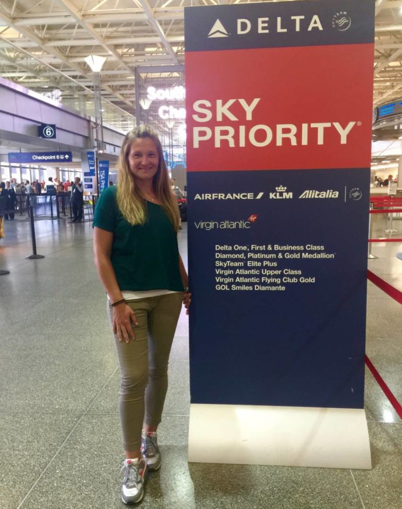 Fly with Delta One and Sky Priority
