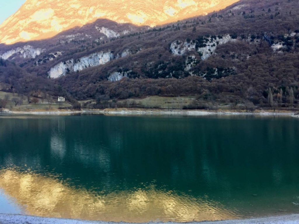 Weekend in Garda Trentino: Lake Tenno