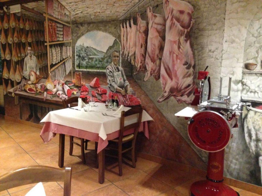 Acetaia del Balsamico Trentino, il ristorante