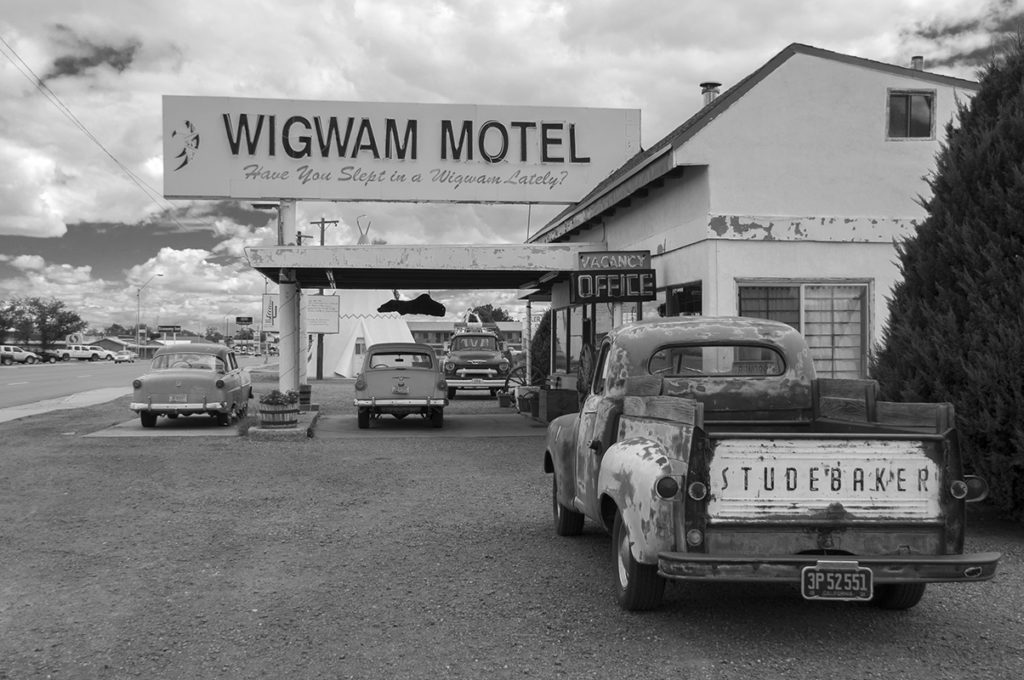 Wig Wam Motel, Holbrook (Arizona)