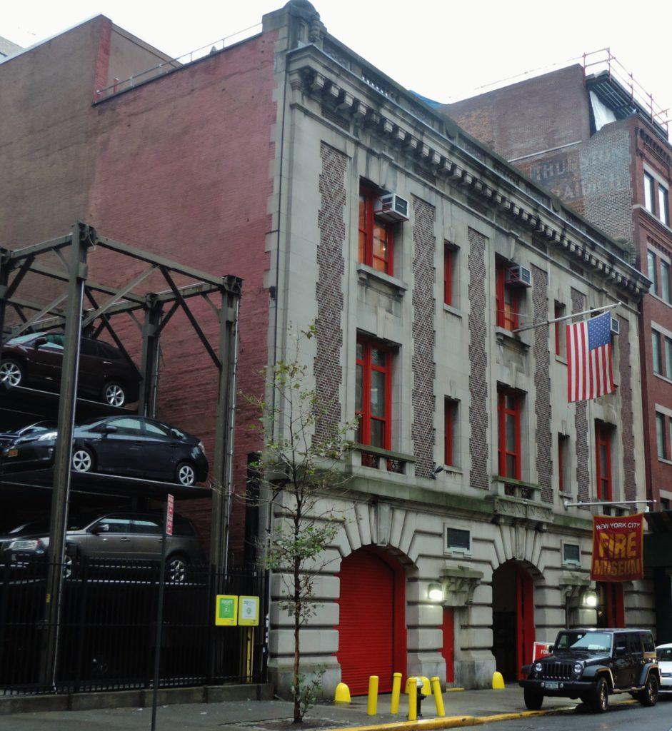 The New York City Fire Museum