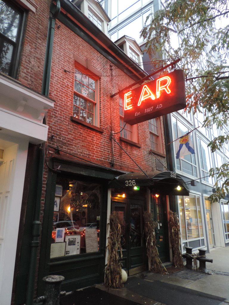 The Ear Inn