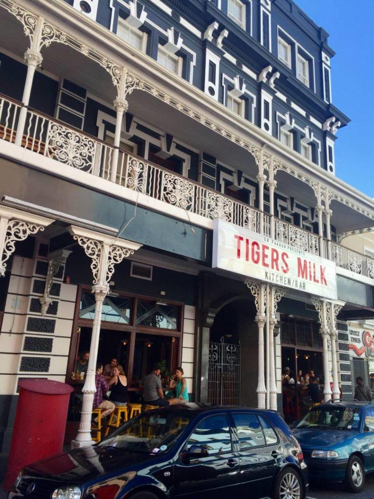 Cape Town, scorci di Long Street