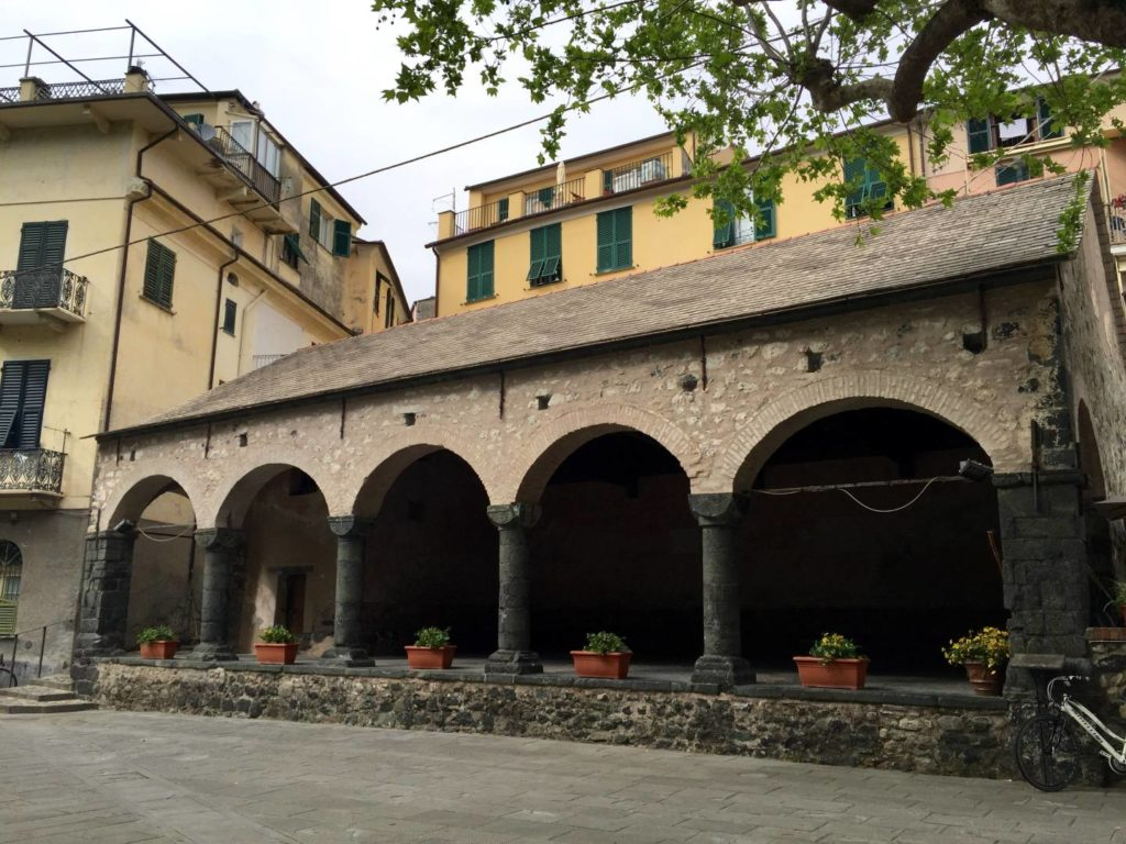 Weekend a Levanto: la Loggia Medievale