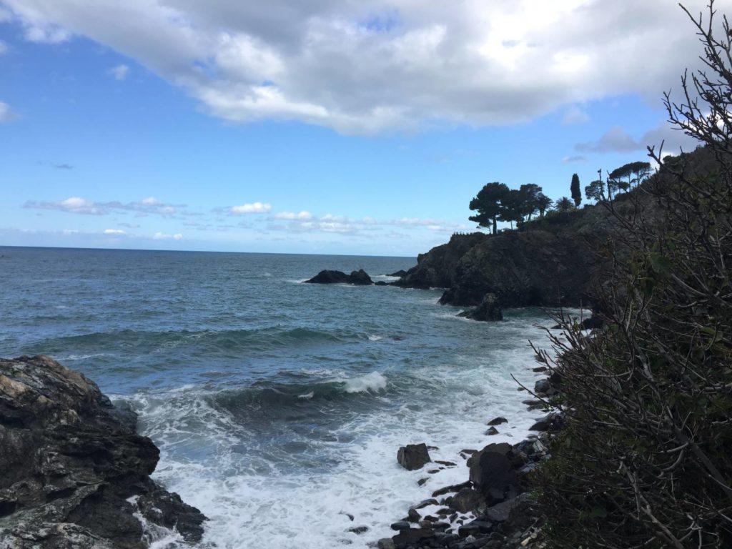 Weekend a Levanto: verso Bonassola, scorci sul mare