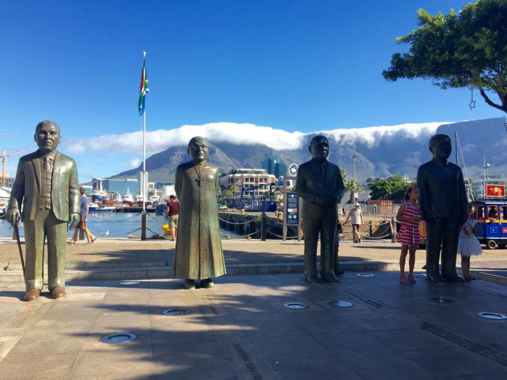 Cape Town, Nobel Square