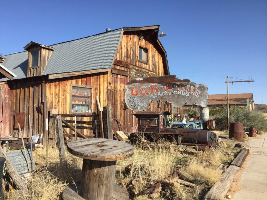 La Ghost Town di Oro Grande