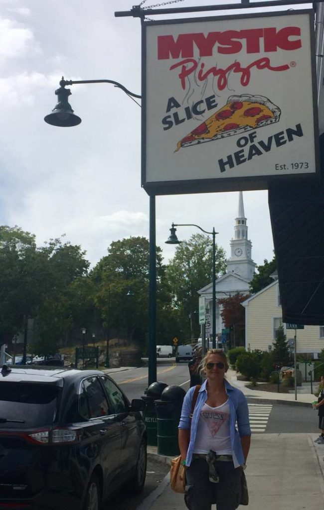 Mystic Pizza, Mystic, Connecticut